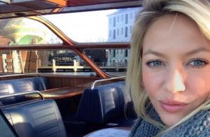 Tressia (Les Ch'tis) : Selfie avec son nouveau