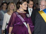 Victoria de Suède enceinte : Radieuse avec la famille royale pour un grand dîner