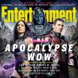 Couverture d'Entertainment Weekly pour X-Men : Apocalypse.