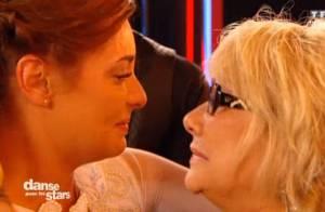 DALS 6 - Priscilla Betti en larmes face à sa mère :