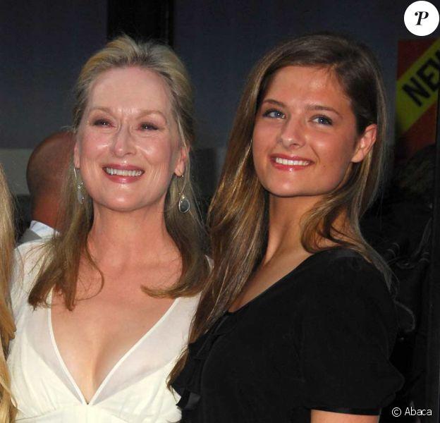 Grace Gummer et sa mère Meryl Streep