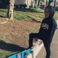 Steven Fernandez / photo postée sur Instagram au mois de septembre 2015.