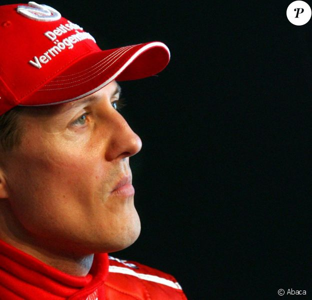 Michael Schumacher lors du Grand Prix de Grande-Bretagne à Silverstone, en juin 2006