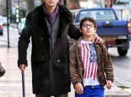 Nicolas Cage : Dandy complice avec son fils Kal-El après une mésaventure...