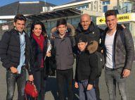 Zinedine Zidane et Véronique : Heureux avec leurs fils pour les vacances de Noël