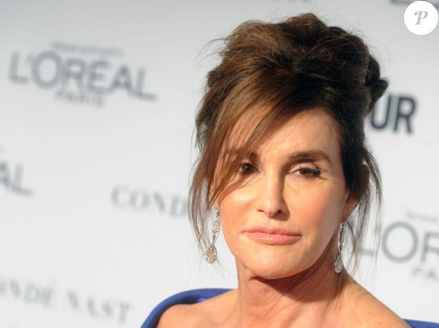 Caitlyn Jenner aux Glamour Women of the Year Awards à New York. Le 9 novembre 2015.