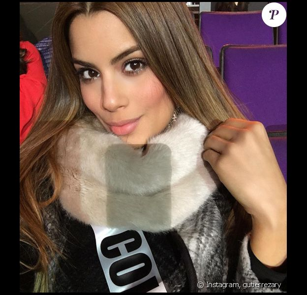 Ariadna Gutierrez (Miss Colombie), couronnée par erreur Miss Univers 2015, s'exprime avec recul sur l'affaire.