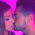 """Rémi et Emilie (""""Secret Story 9"""") fêtent leur 3 mois d'amour. Novembre 2015"""