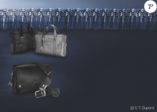 La collection en édition limitée Star Wars pour la maison S.T. Dupont