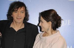 REPORTAGE PHOTOS :  Marie Gillain et Cali ensemble... c'est 'Magique' !