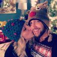 Preston Brust, du groupe LoCash, et sa femme Kristen début 2016. Photo Instagram Kristen Brust.