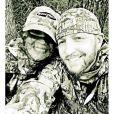 Preston Brust, du groupe LoCash, et sa femme Kristen en 2015. Photo Instagram Kristen Brust.