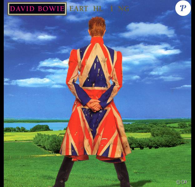 David Bowie -Earthling - 1997.