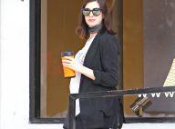 Anne Hathaway, enceinte : Pendant sa grossesse, la star prend soin d'elle