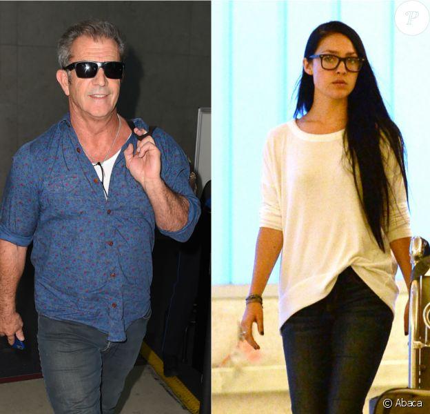 Mel Gibson, 60 ans, en couple avec Rosalind Ross, 25 ans.