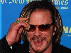 REPORTAGE PHOTOS : Mickey Rourke, soutenu par Naomi Watts pour la projection de 'The Wrestler' !