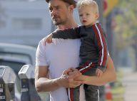 Josh Duhamel et son fils : Axl, 2 ans, et déjà aussi craquant que son papa !