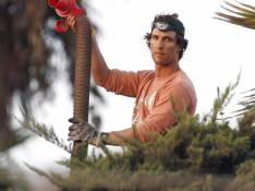 REPORTAGE PHOTOS : Matthew McConaughey, un mâle qui astique à fond !