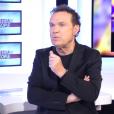 L'animateur Julien Lepers refuse de participer à l'émission hommage qui lui est dédiée. Interview pour Non Stop People. Janvier 2016.
