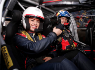 Katrina Patchett (DALS) : Co-pilote sexy et motivée au rallye de Monte-Carlo !