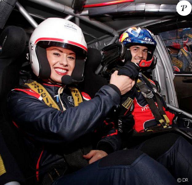 Katrina Patchett a expérimenté la Hyundai i20 WRC Nouvelle Génération lors du Rallye de Monte-Carlo.