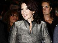 REPORTAGE PHOTOS : Mary de Danemark, cette princesse est un véritable... mannequin !