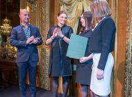 Victoria et Sofia de Suède: Les princesses, enceintes, partagent un lourd devoir