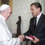 Leonardo DiCaprio face au pape François : Chèque, écologie et mystères au menu
