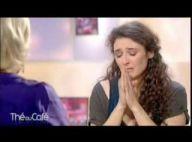 VIDEO + PHOTOS : Quand Elsa Lunghini s'effrondre sur un plateau télé...