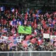 Ambiance - La 95ème édition du Prix d'Amérique Opodo à l'Hippodrome de Paris-Vincennes, le 31 janvier 2016. © Guirec Coadic/Bestimage