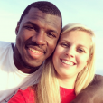 Tony Steward et Brittany Burns - Photo publiée le 16 mars 2015