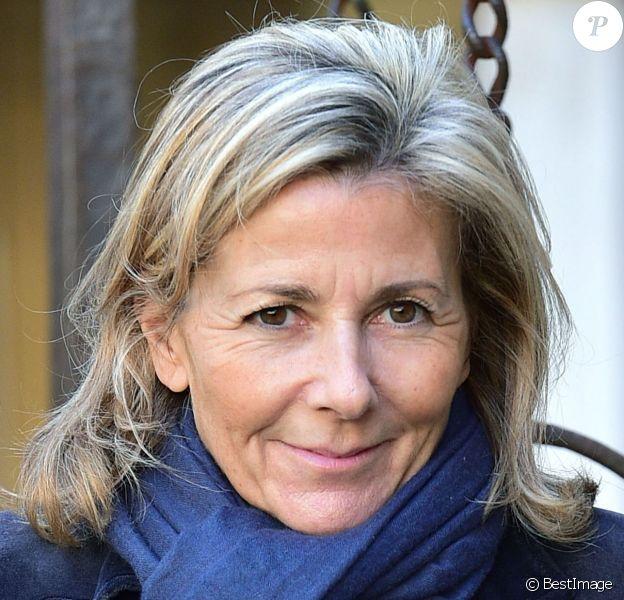 Claire Chazal, le 15 novembre 2015. © Giancarlo Gorassini/Bestimage