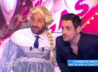 Cyril Hanouna et Camille Combal : Mariage à Las Vegas, Matthieu Delormeau jaloux