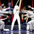 Christina Aguilera a fait son grand retour sur scène !