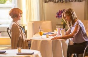 Jennifer Aniston en mère célibataire avec Julia Roberts et sa coiffure étonnante