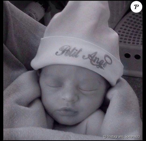 Lyam, le petit ange de Stéphanie Clerbois, le 13 février 2015.
