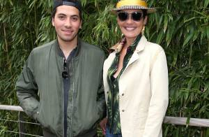 Cristina Cordula - Enzo en couple :