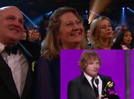 Ed Sheeran aux Grammy Awards : La chaîne se trompe de parents... et s'excuse !