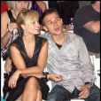 Mena Suvari et son fiancé Simone Sestito