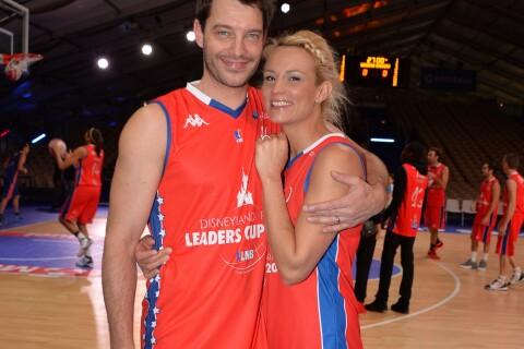Elodie Gossuin : Basketteuse au top avec son mari Bertrand et ses enfants !