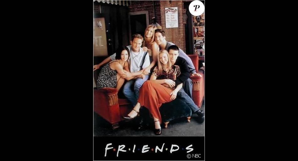 La série culte des années 90 Friends