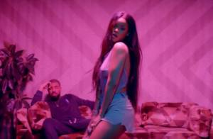 Rihanna dévoile un double clip, sensuel, de
