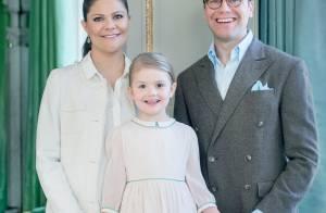 Victoria de Suède enceinte : Sa fille Estelle fête son quatrième anniversaire !