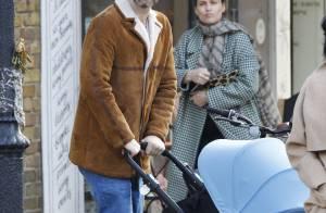 Howard Donald à nouveau papa : 1ère sortie avec bébé pour la star des Take That