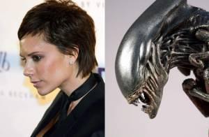 REPORTAGE PHOTOS : Victoria Beckham aurait-elle un lien de parenté avec... Alien ?