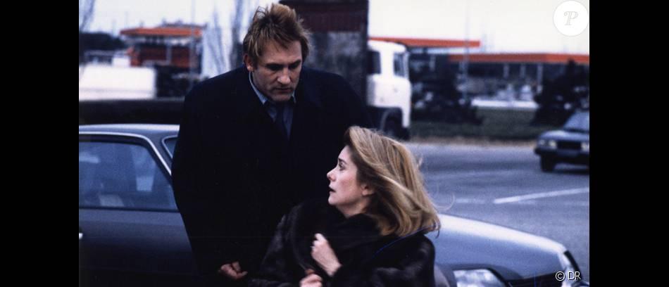 G Rard Depardieu Et Catherine Deneuve Dans Dr Les D