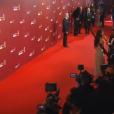 Michael Douglas pose aux César 2016.