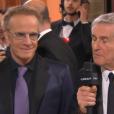 Christopher Lambert et Claude Lelouch aux César 2016