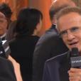 Christophe Lambert aux César 2016.