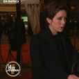 Sara Giraudeau, enceinte - 41e cérémonie des César à Paris le 26 février 2016